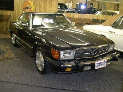1988  560 Sl Image 1