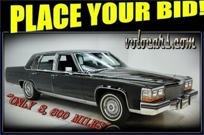 1988 Cadillac Fleetwood Brougham Image 1