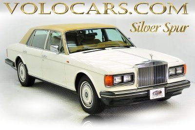 1988 Rolls-Royce Silver Spur Image 1