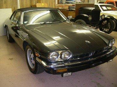 1987 Jaguar Xj Image 1