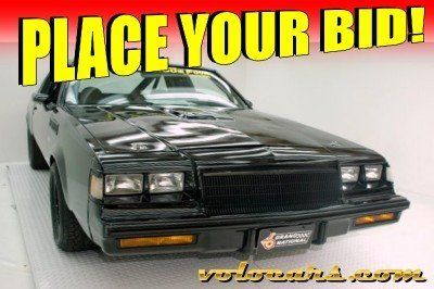1987 Buick Gn Image 1