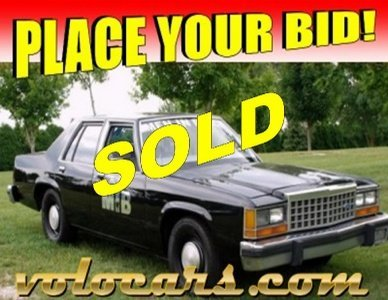 1987 Ford Crown Victoria Image 1