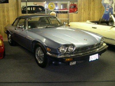1987 Jaguar Xj Se Image 1