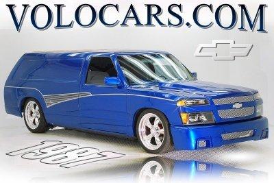 1987 Chevrolet S10 Image 1