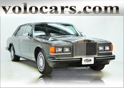 1987 Rolls-Royce Silver Spur Image 1