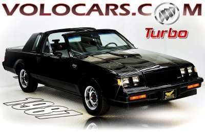 1987 Buick Grand National Image 1
