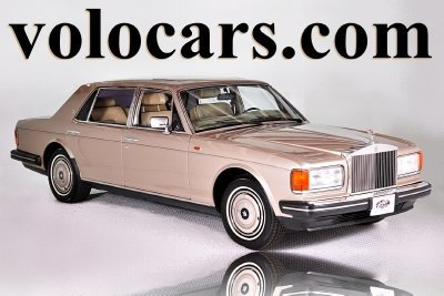 1987 Rolls-Royce Silver Spur Image 1
