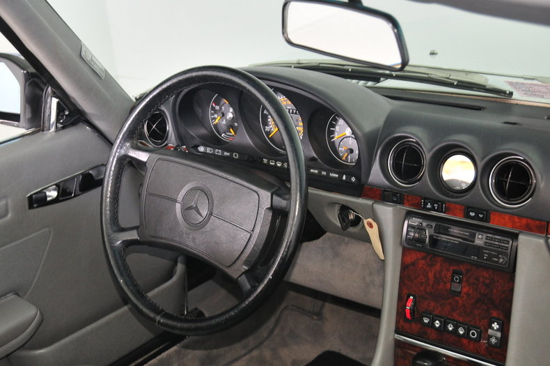 1987 Mercedes-Benz 560SL Image 38