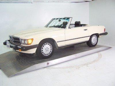 1986  560 Sl Image 1