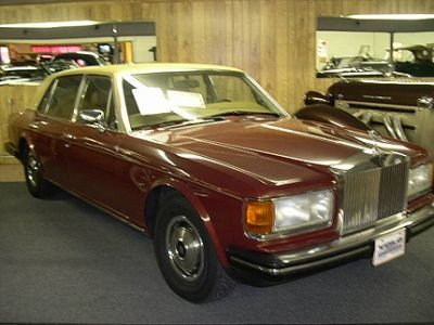 1986 Rolls-Royce Silver Spur Image 1