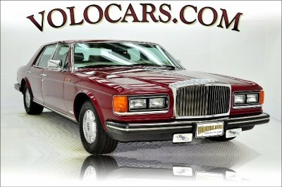 1986 Bentley Mulsanne Image 1