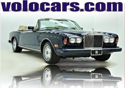 1986 Rolls-Royce Corniche Image 1
