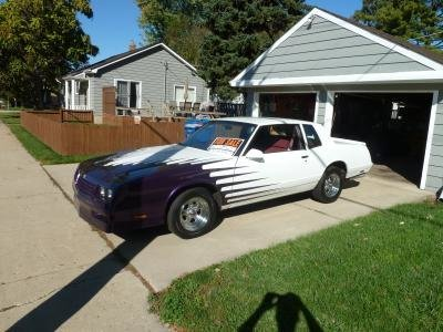 1986 Chevrolet Monte Carlo Ss Image 1