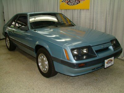 1985 Ford Mustang Image 1