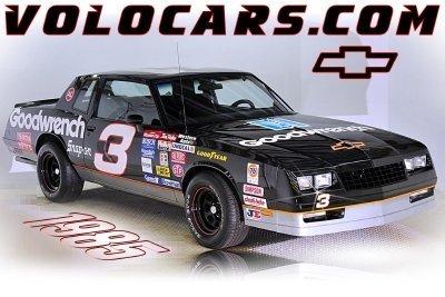 1985 Chevrolet Monte Carlo Image 1