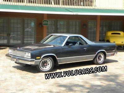 1985 Chevrolet El Camino Image 1