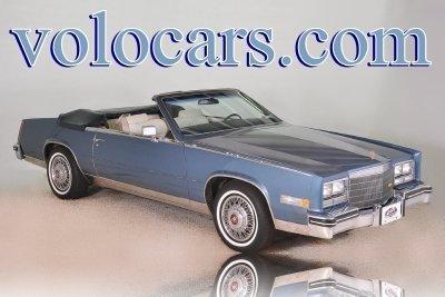 1985 Cadillac Eldorado Image 1
