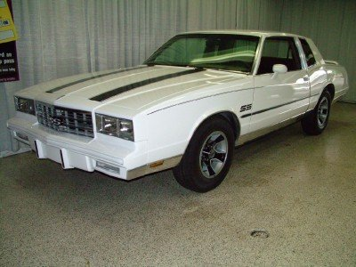 1984 Chevrolet Monte Carlo Image 1