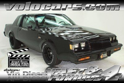 1984 Buick Gnx Image 1