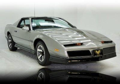 1984 Pontiac Trans Am Image 1