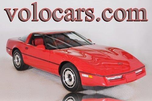 1984 Chevrolet Corvette Image 1