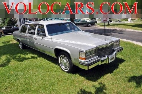 1984 Cadillac Deville Image 1