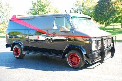 1983  A Team Van Image 1