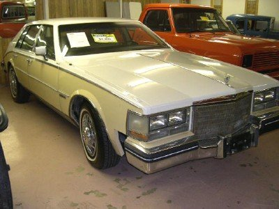 1982 Cadillac Seville Image 1