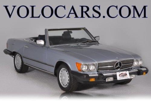 1982 Mercedes-Benz 380 Sl Image 1