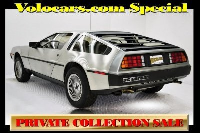 1981  Delorean Coupe Image 1