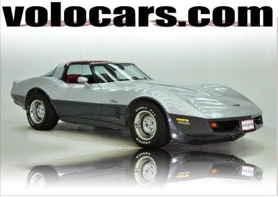 1981 Chevrolet Corvette Image 1