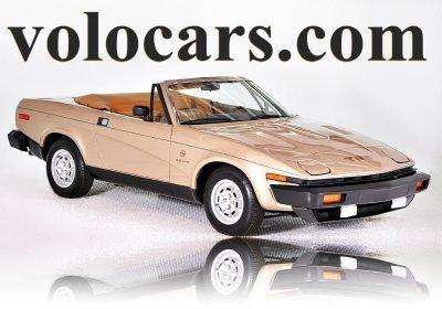 1980 Triumph TR8 Image 1