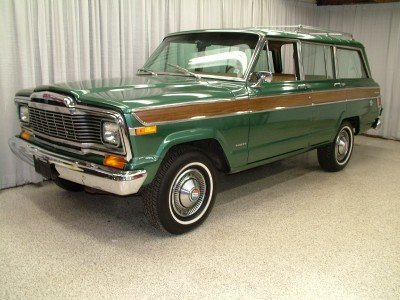 1979 AMC Jeep Image 1