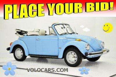 1979 Volkswagen Beetle Image 1