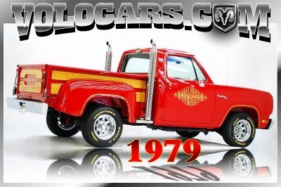1979 Dodge Pick Up Image 1