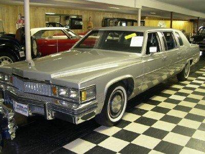 1978 Cadillac Fleetwood Image 1