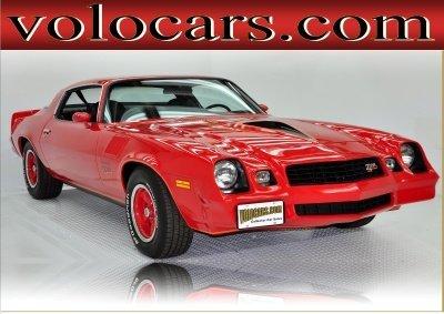 1978 Chevrolet Camaro Image 1