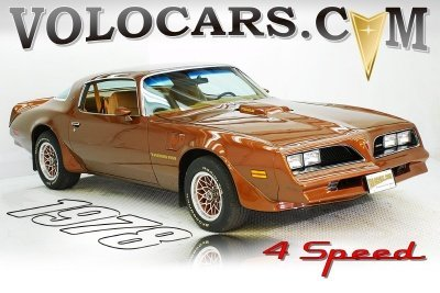 1978 Pontiac Trans Am Image 1