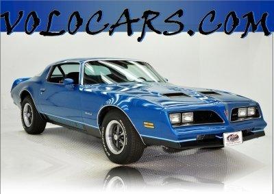 1978 Pontiac Formula Image 1