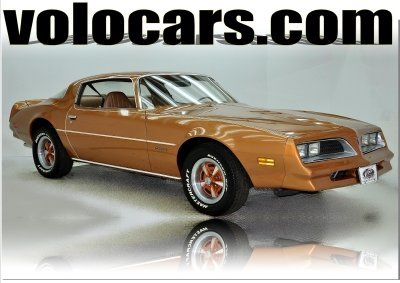 1978 Pontiac Firebird Image 1