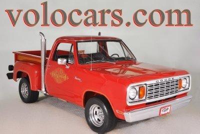 1978 Dodge Lil Red Express Image 1