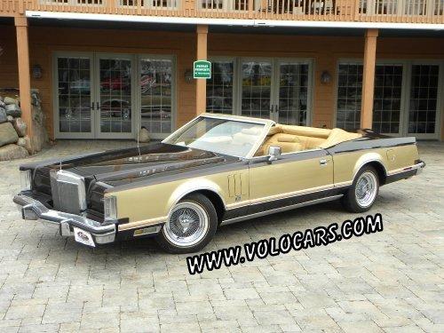1978 Lincoln MK 7 Image 1