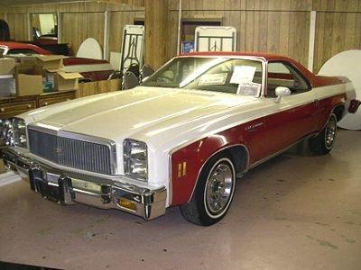 1977 Chevrolet El Camino Image 1