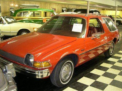 1977 AMC Pacer Image 1