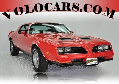 1977 Pontiac Formula Image 1
