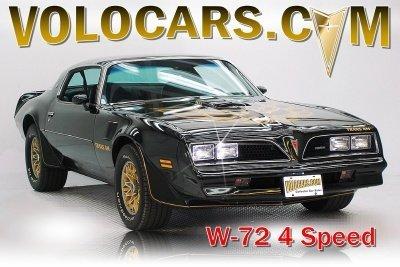 1977 Pontiac Trans Am Image 1
