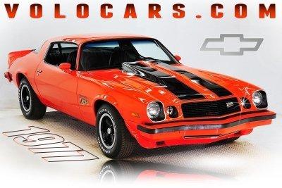 1977 Chevrolet Camaro Image 1