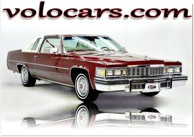 1977 Cadillac Coupe De Ville Image 1