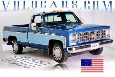 1977 Chevrolet Silverado Image 1