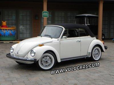 1977 Volkswagen Beetle Image 1